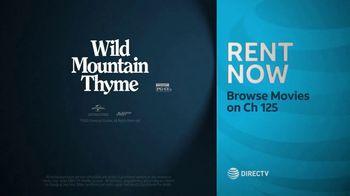 DIRECTV Cinema TV Spot, 'Wild Mountain Thyme' - Thumbnail 10
