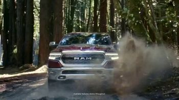 Ram Trucks Big Finish 2020 TV Spot, 'Never Been Done Before' Song by Foo Fighters [T2]