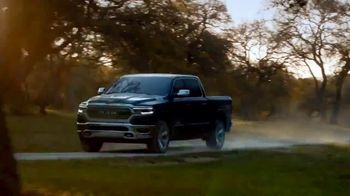 Ram Trucks Big Finish 2020 TV Spot, 'Never Been Done Before' Song by Foo Fighters [T2] - Thumbnail 6