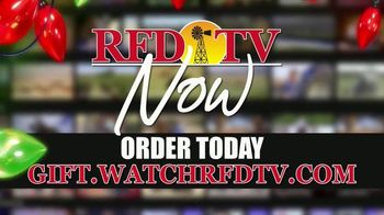 RFD TV NOW TV Spot, 'Perfect Christmas Gift' - Thumbnail 6