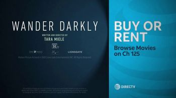 DIRECTV Cinema TV Spot, 'Wander Darkly' - Thumbnail 10