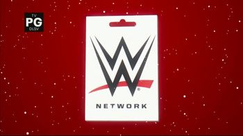 WWE Network Gift Card TV Spot, 'Holidays: Give to Those You Love'