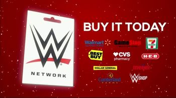 WWE Network Gift Card TV Spot, 'Holidays: Give to Those You Love' - Thumbnail 10