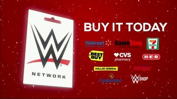 WWE Network Gift Card TV Spot, 'Holidays: Give to Those You Love' - Thumbnail 9