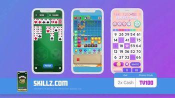 Skillz TV Spot, 'Turned Mobile Gaming Into Cash'
