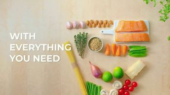 HelloFresh TV Spot, 'Everything You Need: $80 Off'