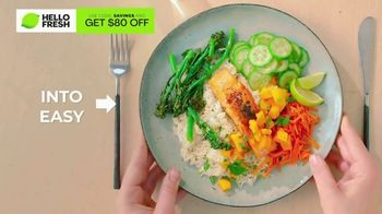 HelloFresh TV Spot, 'Everything You Need: $80 Off' - Thumbnail 2