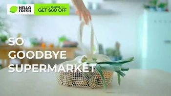 HelloFresh TV Spot, 'Everything You Need: $80 Off' - Thumbnail 7