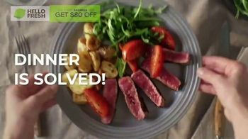 HelloFresh TV Spot, 'Everything You Need: $80 Off' - Thumbnail 8