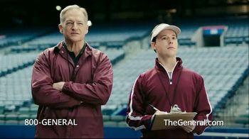 The General TV Spot, 'Kicker Tryouts'