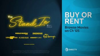 DIRECTV Cinema TV Spot, 'The Stand In' - Thumbnail 8