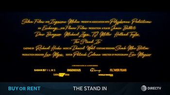 DIRECTV Cinema TV Spot, 'The Stand In' - Thumbnail 7