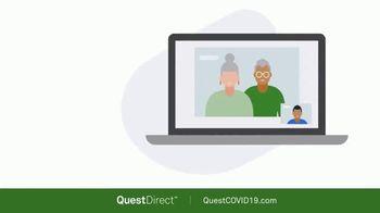 Quest Direct TV Spot, 'COVID-19 Test Options' - Thumbnail 1