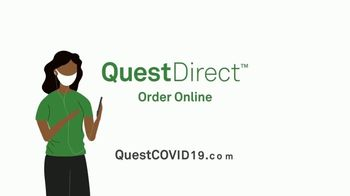 Quest Direct TV Spot, 'COVID-19 Test Options' - Thumbnail 8