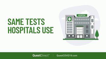 Quest Direct TV Spot, 'COVID-19 Test Options' - Thumbnail 4