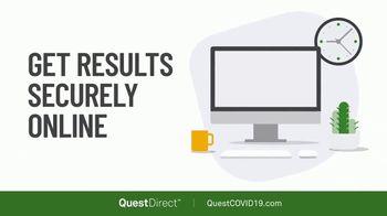 Quest Direct TV Spot, 'COVID-19 Test Options' - Thumbnail 6