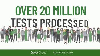 Quest Direct TV Spot, 'COVID-19 Test Options' - Thumbnail 7