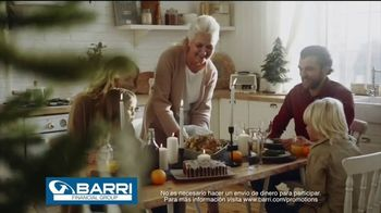 Barri Financial Group TV Spot, 'Fiestas navideñas: Televisor' [Spanish] - Thumbnail 1