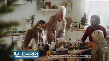 Barri Financial Group TV Spot, 'Fiestas navideñas: Televisor' [Spanish] - Thumbnail 2