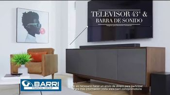 Barri Financial Group TV Spot, 'Fiestas navideñas: Televisor' [Spanish] - Thumbnail 4