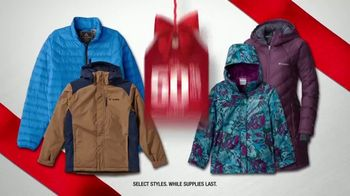 Dick's Sporting Goods TV Spot, 'Biggest Outerwear Event of the Season: Up to 50% Off Jackets' - Thumbnail 4