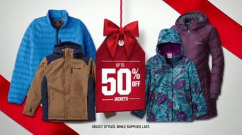 Dick's Sporting Goods TV Spot, 'Biggest Outerwear Event of the Season: Up to 50% Off Jackets' - Thumbnail 5