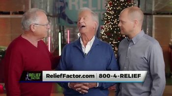 Relief Factor 3-Week Quickstart TV Spot, 'Holidays: Christmas Special' - Thumbnail 4