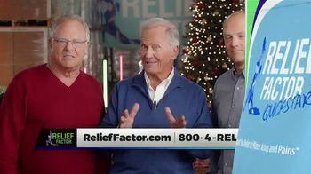 Relief Factor 3-Week Quickstart TV Spot, 'Holidays: Christmas Special' - Thumbnail 5