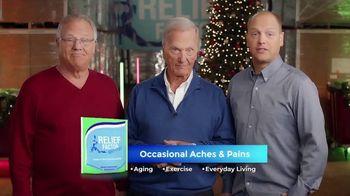 Relief Factor 3-Week Quickstart TV Spot, 'Holidays: Christmas Special' - Thumbnail 8