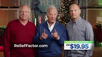 Relief Factor 3-Week Quickstart TV Spot, 'Holidays: Christmas Special' - Thumbnail 9