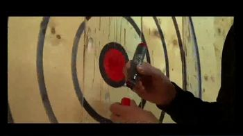 World Axe Throwing League TV Spot, 'Bullseye' - Thumbnail 2