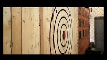 World Axe Throwing League TV Spot, 'Bullseye' - Thumbnail 3