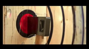 World Axe Throwing League TV Spot, 'Bullseye' - Thumbnail 4