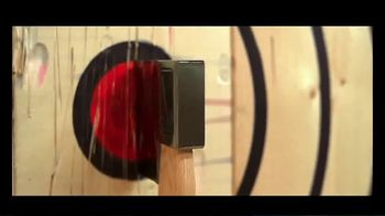 World Axe Throwing League TV Spot, 'Bullseye' - Thumbnail 5