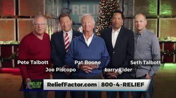Relief Factor 3-Week Quickstart TV Spot, 'Merry Christmas: Good News' - 39 commercial airings