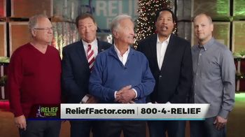 Relief Factor 3-Week Quickstart TV Spot, 'Merry Christmas: Good News' - Thumbnail 6