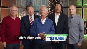 Relief Factor 3-Week Quickstart TV Spot, 'Merry Christmas: Good News' - Thumbnail 7