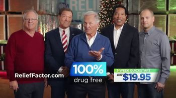 Relief Factor 3-Week Quickstart TV Spot, 'Merry Christmas: Good News' - Thumbnail 8