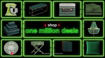 Overstock.com Green Monday Flash Sale TV Spot, 'Stunning Dining Room Pieces' - Thumbnail 3