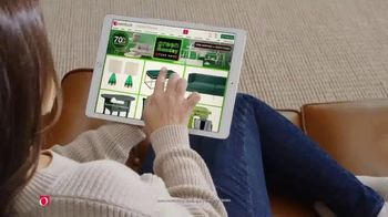 Overstock.com Green Monday Flash Sale TV Spot, 'Stunning Dining Room Pieces' - Thumbnail 6