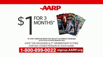 AARP Services, Inc. TV Spot, 'Join Today: $1 for Three Months' - Thumbnail 10