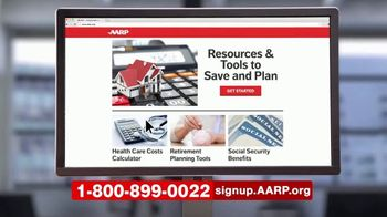 AARP Services, Inc. TV Spot, 'Join Today: $1 for Three Months' - Thumbnail 5