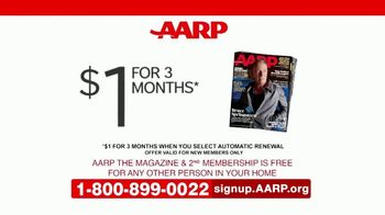 AARP Services, Inc. TV Spot, 'Join Today: $1 for Three Months' - Thumbnail 9