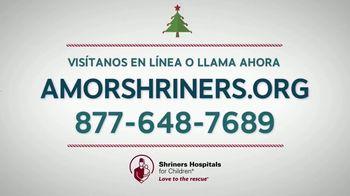 Shriners Hospitals for Children TV Spot, 'Navidad: regalos para niños' [Spanish] - Thumbnail 8
