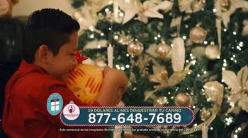 Shriners Hospitals for Children TV Spot, 'Navidad: regalos para niños' [Spanish] - Thumbnail 4
