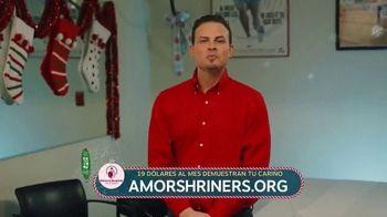 Shriners Hospitals for Children TV Spot, 'Navidad: regalos para niños' [Spanish] - Thumbnail 6