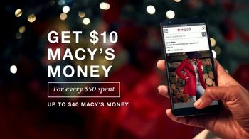 Macy's TV Spot, 'Gifts You'll Love to Give' - Thumbnail 7