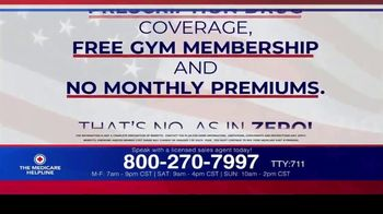 The Medicare Helpline TV Spot, 'Annual Enrollment Period is Open: Eligible for $144 Every Month' - Thumbnail 4