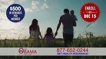 Free ObamaCare TV Spot, '1 Million People: COVID-19'