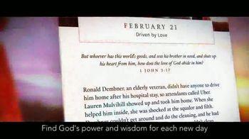 Strength For Today Devotional TV Spot, 'As the Sun Rises' - Thumbnail 5